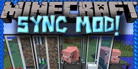 Sync для Майнкрафт 1.12.2