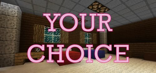 Your Choice для Майнкрафт 1.12.2