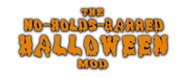 The No-Holds-Barred Halloween для Майнкрафт 1.12.2