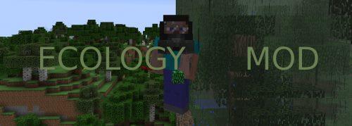 Ecology для Майнкрафт 1.12.2