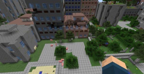 The Lost Cities для Майнкрафт 1.12.2