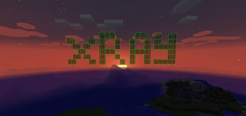 Advanced XRay для Майнкрафт 1.12.2