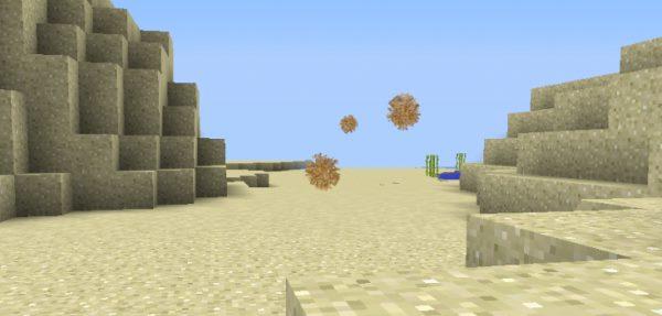 Tumbleweed для Майнкрафт 1.12.2