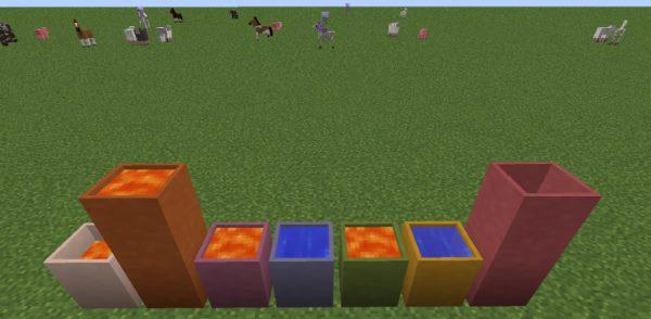 Ceramics для Майнкрафт 1.12.2
