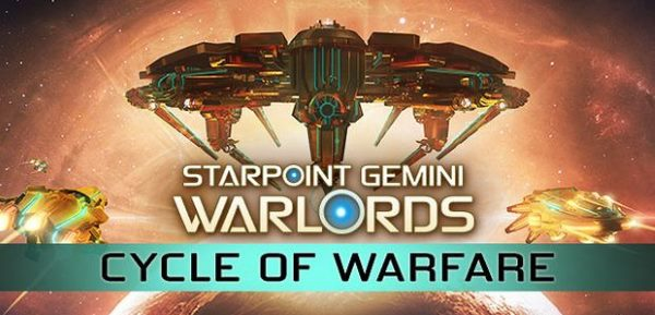 Кряк для Starpoint Gemini Warlords: Cycle of Warfare v 1.400.0 HF