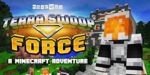 Terra Swoop Force для Майнкрафт 1.12.2