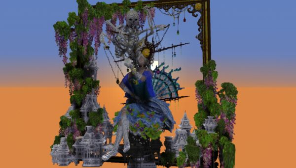 The Perfect Marionette для Майнкрафт 1.12.2