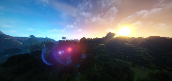 Alluring Bliss для Майнкрафт 1.12.2