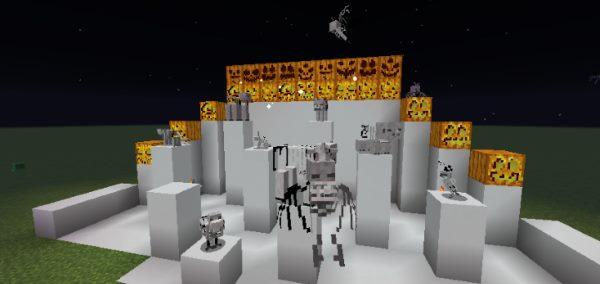 SpookyCraft для Майнкрафт 1.12.2