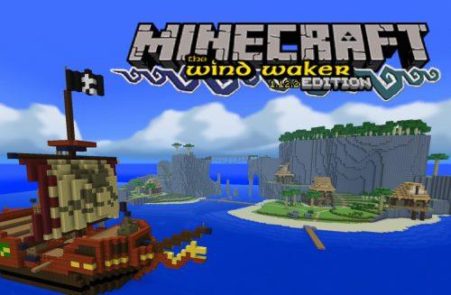 Wind Waker Edition для Майнкрафт 1.12.2