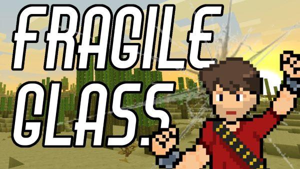 Fragile Glass для Майнкрафт 1.12.2
