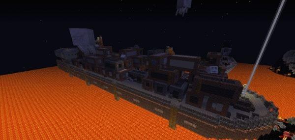 From Flames: Reborn для Майнкрафт 1.12.2