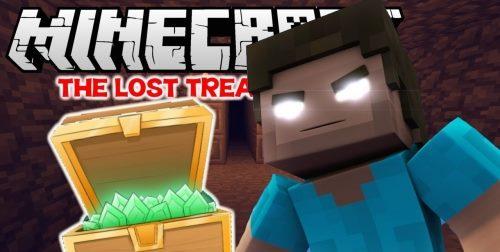 The Lost Treasure для Майнкрафт 1.12.2