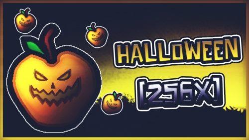 Halloween 256x для Майнкрафт 1.12.2