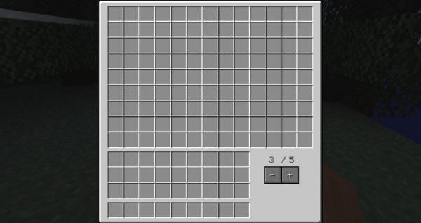 Multi Page Chest для Майнкрафт 1.12.2