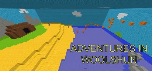 Adventures In Wollshun для Майнкрафт 1.12.2