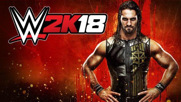 NoDVD для WWE 2K18 v 1.0