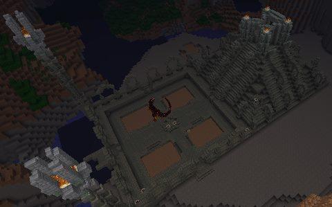 Welcome to the Jungle для Майнкрафт 1.12.2