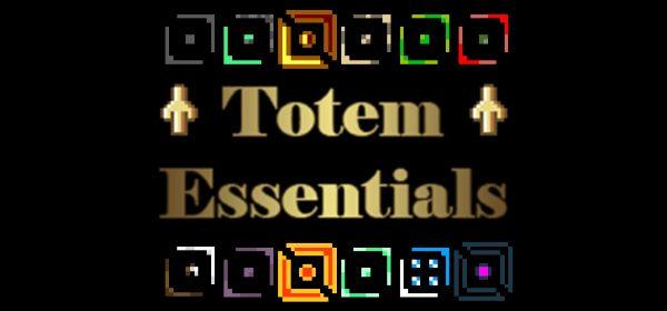 Totem Essentials для Майнкрафт 1.12.2