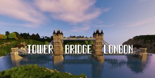Tower Bridge для Майнкрафт 1.12.2