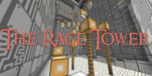 The Rage Tower для Майнкрафт 1.12.2