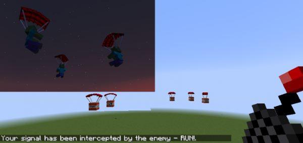 Air Support для Майнкрафт 1.12.2