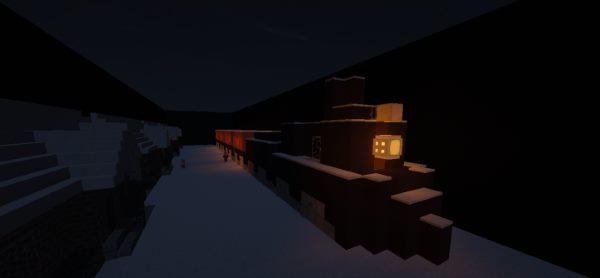 The Polar Express для Майнкрафт 1.12.2