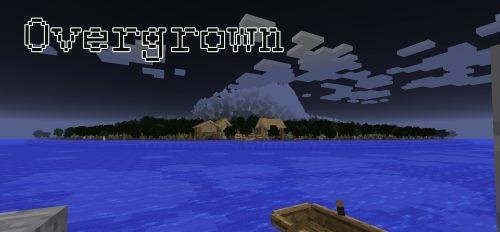 Overgrown для Майнкрафт 1.12.2