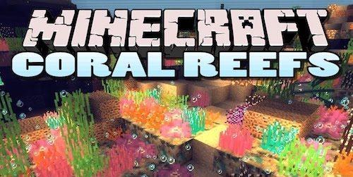 CoralReef для Майнкрафт 1.12.2