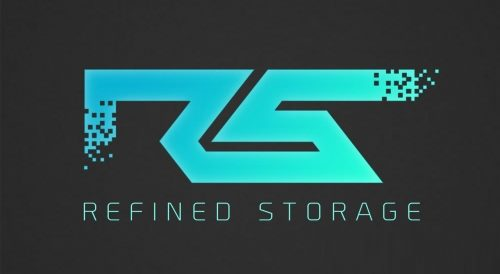 Refined Storage для Майнкрафт 1.12.2