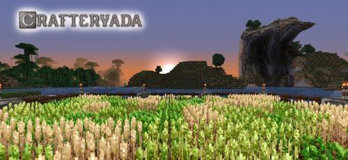 Crafteryada для Майнкрафт 1.12.2