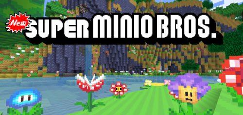 New Super Minio Bros. для Майнкрафт 1.12.2