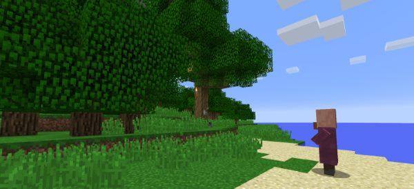 Mountain Island для Майнкрафт 1.12.2