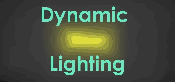 Dynamic Lighting для Майнкрафт 1.10.2