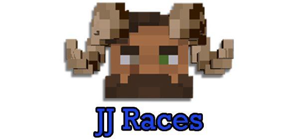 JJ Races для Майнкрафт 1.12.2