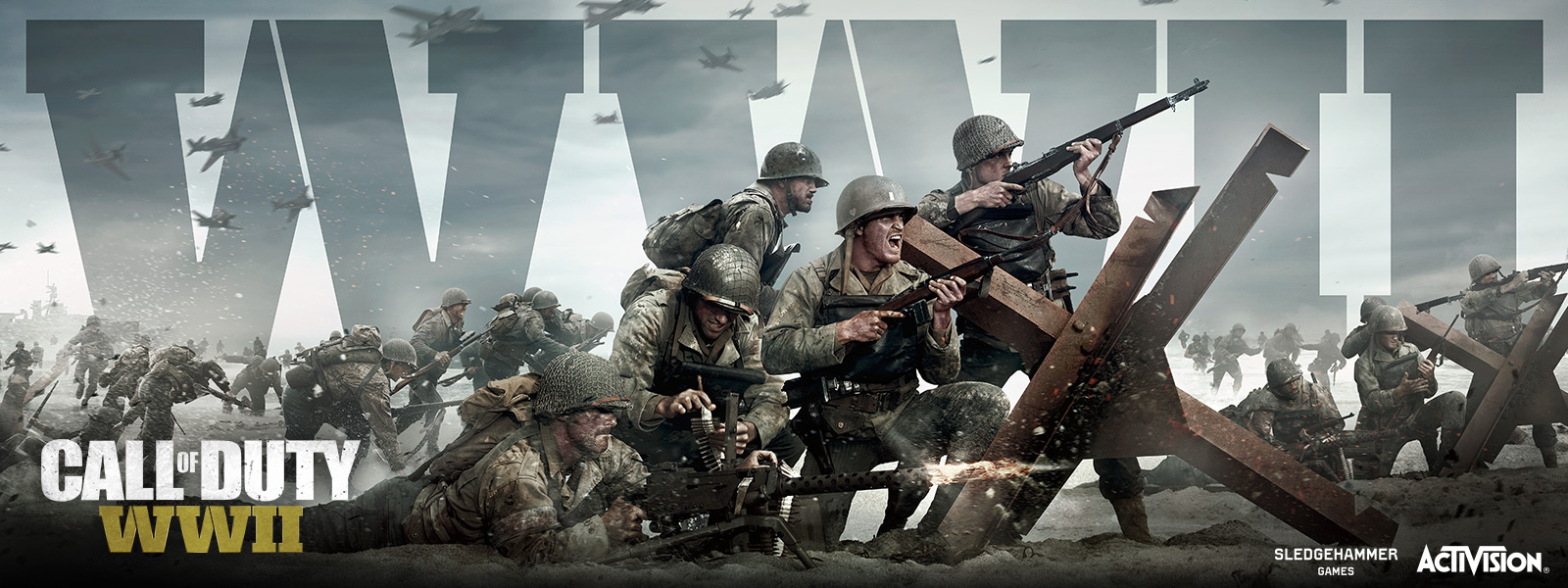 NoDVD для Call of Duty: WWII v 1.0