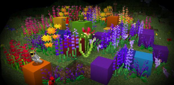 Ferdinand's Flowers для Майнкрафт 1.12.2