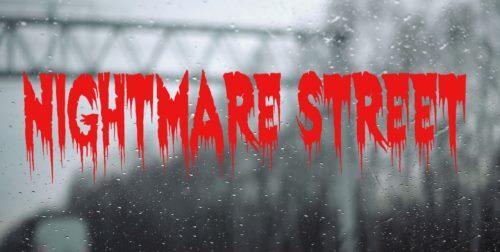 Nightmare Street для Майнкрафт 1.12.2