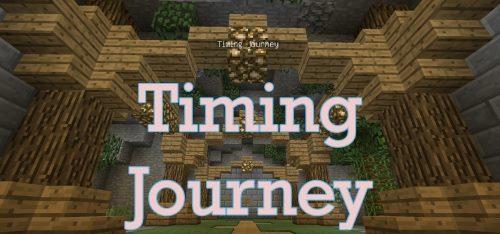Timing Journey для Майнкрафт 1.12.2