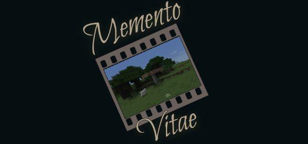 Memento Vitae для Майнкрафт 1.12.2