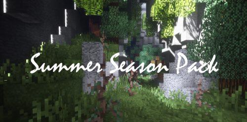 Summer Season для Майнкрафт 1.12.2