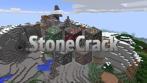 StoneCrack для Майнкрафт 1.12.2