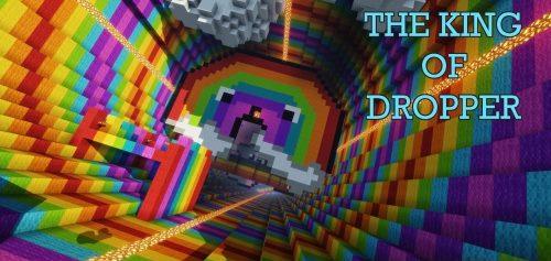 The King Of Dropper для Майнкрафт 1.12.2