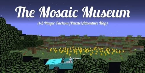 The Mosaic Museum для Майнкрафт 1.12.2