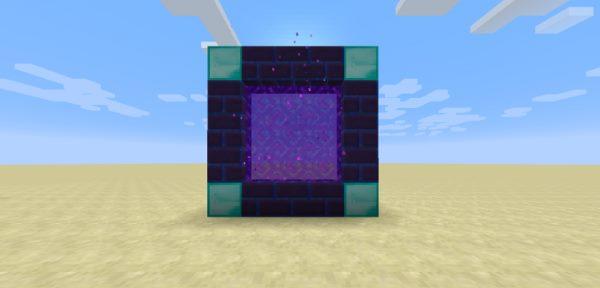 Simple Portals для Майнкрафт 1.12.2