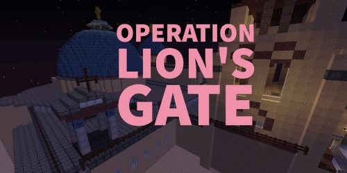 Operation Lion's Gate для Майнкрафт 1.12.2