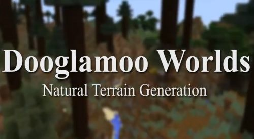Dooglamoo Worlds для Майнкрафт 1.12.2