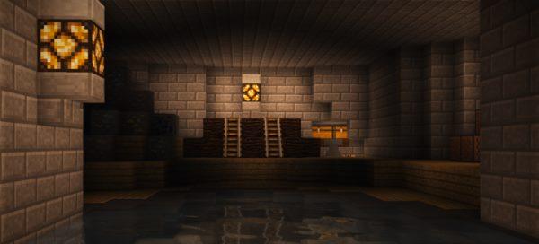 Escape: The Valley для Майнкрафт 1.12.2