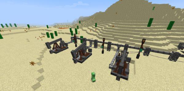 Immersive Petroleum для Майнкрафт 1.12.2