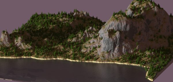 Roughhew Rocks для Майнкрафт 1.12.2